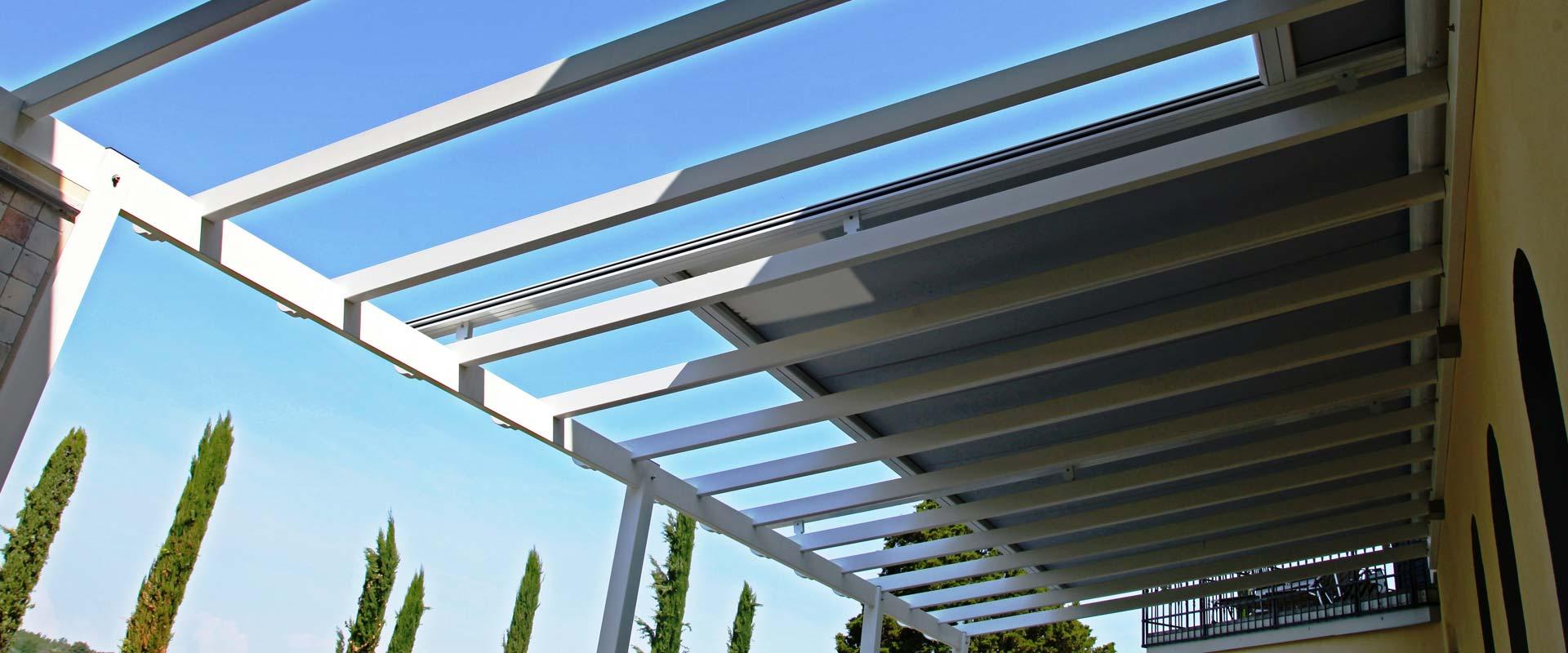 Dimensionamento Pergolato In Legno pergosystem | pergolati in alluminio